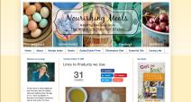 Nourishing Meals Website Link